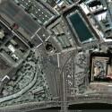 Roter Platz und Kreml aus dem All. Da fühlt man sich glatt wie ein Amerikaner im kalten Krieg