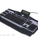 Mit der G behält Logitech vorerst das Monopol auf Gamer-Tastaturen mit eigener LC-Anzeige.