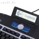 Wer eine Gamer-Tastatur mit Display möchte, kommt nach wie vor nicht an der Logitech G15 vorbei. Finde Programmierer stellen mittlerweile sogar selbst erstellte Funktionen ins Internet.