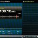 Radio: Egal ob manueller oder automatischer Sendersuchlauf - für beide Betriebsmodi benötigt der Player einen angeschlossenen Kopfhörer.