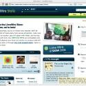 Der Limewire-Store - Noch in der Betaphase, aber bereits in Amerika erreichbar.