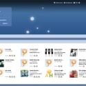 Wenn Sie einen Meebo-Account angelegt haben, erhalten Sie Zugriff auf Chaträume, in denen Sie mit anderen Nutzern kommunizieren können. Diese lassen sich am unteren Fensterrand ausklappen und durchsuchen.
