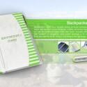Backpacker\'s Diary - ein elektronisches Tagebuch für Rucksack-Reisende.