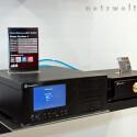 Neben dem LC18 zeigt SilverStone das wahrscheinlich erste Wasserkühl-System fürs Wohnzimmer.