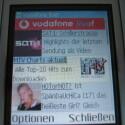 Vodafone live