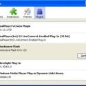 Eine Vielzahl von Plugins ist bereits im Firefox 3 Portable eingebettet, darunter auch der Flash Player.