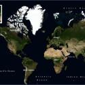 Die Welt von oben: Von hier aus können sich Online-Reisende Stück für Stück heranzoomen. In manchen Gebieten ist dies ab sofort, dank echten Luftbildaufnahmen, mit beeindruckendem Tiefgang möglich.