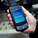 Eines der ersten Handys mit Windows Mobile 6.0