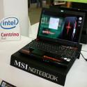 Vorführung des GX600 auf der Computex 2007
