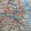 Stadtplan - Keine Lust mit einem Stadtplan durch die Gegend zu laufen und sich somit als Tourist zu outen. Schießen Sie ein Foto vom Innenstadtplan und schauen Sie, wenn nötig, kurz aufs Handydisplay.