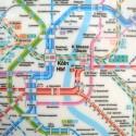 Linienplan - Machen Sie ein Foto des Liniennetzes, so wissen Sie immer wo Sie um- bzw. aussteigen müssen.