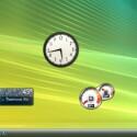 Die kleinen Hilfsprogramme namens Widgets können Sie jetzt ganz ohne seitliche Bedienleiste frei auf dem Desktop platzieren.