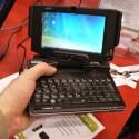 Die Abmessungen prädestinieren das U810 für den mobilen Betrieb.