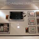 Statt HDD kann das Q1 auch Solid-State-Disks verdauen.