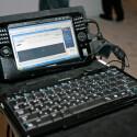 Ein Core Solo mit 1,33 Gigahertz gibt dem Handheld die nötige Leistung.