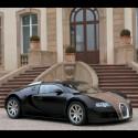 Bugatti Veyron Fbg mit über 400 km/h