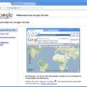 Nach dem ersten Start zeigt Chrome kurze Videos zu den wichtigsten Funktionen.