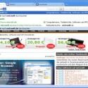 URL-Leiste und Suchfenster sind bei Chrome zur Omnibox zusammengewachsen. Diese bekommt jeder einzelne Tab spendiert.