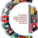 Die zu verkaufende Sammlung ist laut eigener Aussage die weltweit größte ihrer Art (Quelle: eBay.com).