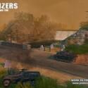 """Neue Bilder aus \""""Phase 2\"""" von Panzers."""