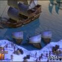 Screenshot AoE III: Neue Wassereffekte und Schiffstypen