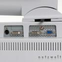 DVI-I, DVI-D und analoger Monitoreingang: Bis zu drei PCs sind auf einen Streich anschließbar.