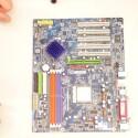 Im nächsten Schritt wird der Prozessor auf dem Sockel montiert