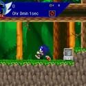 Der blaue Igel trifft Dr. Eggman