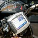 Extra für Motorradfahrer wurde das Garmin Zumo 400 entwickelt.