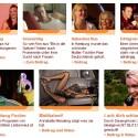 Eher dürftig ist das Streaming-Angebot bei Sat.1:  Auf der Website sind einzelne Beiträge aus Blit und dem Frühstücksfernsehen verlinkt.