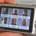 Gesichtserkennung auf neuem Niveau: Die Z1200 erkennt Personen, die vorher abfotografiert wurden, wieder.