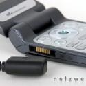 Für den Musik-Genuss über Kopfhörer muss ein spezieller Adapter angeschlossen werden.