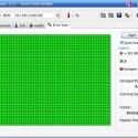 HD Tune überprüft  Ihre Festplatte nach defekten Sektoren, die daraufhin rot angezeigt werden.