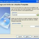 Die Größe des Abbilds ist von Betriebssystem zu Betriebssystem unterschiedlich. Für Ubuntu wird acht Gigabyte veranschlagt.