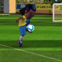 Ronaldinho auf der Wii.