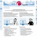 Copendia vermittelt nicht nur Texte, sondern auch Grafiken, Präsentation, Module und Kurse.