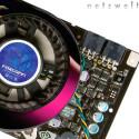Schluckspecht: Die GeForce 8800 GTX benötigt gleich doppelten Strom vom Netzteil.