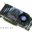 Bei den synthetischen Benchmarks - sofern denn überhaupt möglich - degradiert Atis DirectX-10-Alternative wiederum beide GTS-Varianten mit 640 und 320 Megabyte und schlägt im 3DMark05 sogar die GeForce 8800 GTX.