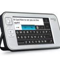 Das N800 von Nokia verfügt nur über eine virtuelle Tastatur.