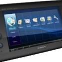 Dieser noch namenloser Mobile Internet Device von BenQ wurde im Januar auf der CES in Las Vegas das erste Mal vorgeführt.