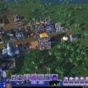 Das beschauliche Dorf im tropischen Wald, wird bald zu einer gewaltigen Metropole.