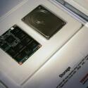HDD oder SSD - Speicherlösungen mit geringem Gewicht.