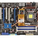 Mainboard Asus Striker II Extreme. Kostenpunkt: 329 Euro. (Bild und Bezugsquelle: Alternate.de)
