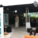 In München lud Acer ein internationales Publikum zur Pressekonferenz.