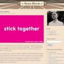 Engadget-Autor Ryan Block ist auch mit dabei.
