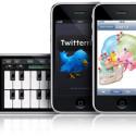 Weitere neue Programme für das iPhone sind Musikinstrumente, medizinische Lernprogramme und Tools für den Microblogging-Dienst Twitter.