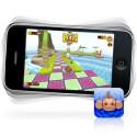 Super Monkey Ball von Sega ist eines der ersten Spiele für das iPhone. Es kostet 9,99 Dollar im App Store.