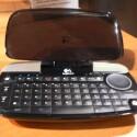 Die Tastatur und das Clickpad ermöglichen eine komfortable Steuerung.