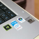 Zum umfangreichen Repertoire an schnurlosen und verkabelten Schnittstellen zählen Bluetooth, WLAN n, Gigabit-Ethernet und HDMI.