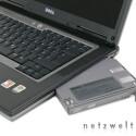 Auch als Privatkunde kann es sich durchaus lohnen, einen Blick in die Business-Abteilung von Dell zu werfen. Dort steht ab heute das preiswerte Latitude D531, das bei gleicher Bildgröße erheblich leichter und weniger klobig ausfällt als die beliebten Inspiron-Modelle.